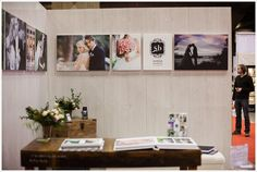 photographers bridal show booth