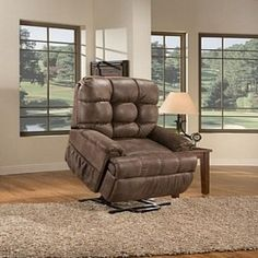 Med-Lift NEW Med-Lift  5500W Bariatric Power Recliner Lift-Chair