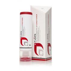 Ds Laboratories NIA Helio Hydrating conditioner Drėkinantis, plaukų spalvą atgyvinantis kondicionierius 180 ml
