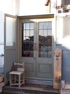 Front door?