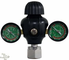 Red Sea CO2 Pressure Regulator with Needle Valve - ON SALE! http://www.saltwaterfish.com/product-red-sea-co2-pressure-regulator-with-needle-valve