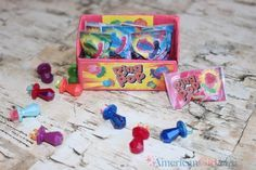 DIY American Girl Doll Ring Pop It's time for a really easy craft. These DIY American Girl Doll Ring Pops are so easy that you can make several in no time! They might even be fun to make at an American Girl party! We added a box to the tutorial so that way if you want to …