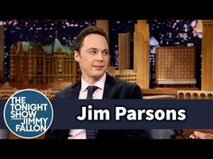 Jim Parsons Annoys Rihanna with Her Song Lyrics - YouTube