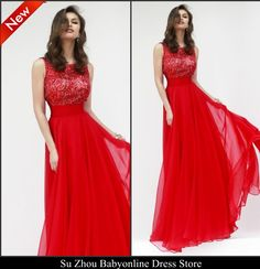 Red Dresses 2015