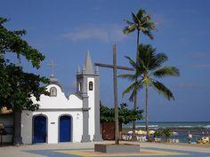 Best places to visit in #Brazil: Praia do Forte, Bahia