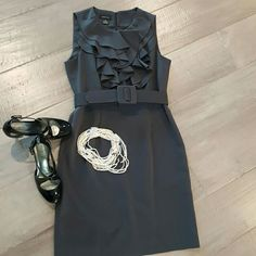 $$ Reduced !!! Gorgeous Grey Dress