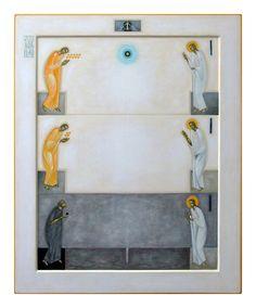 Przypowieść o talentach - La parabole des talents Strona prezentująca współczesne ikony | Greta Leśko