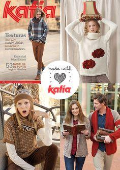 Revista Katia Básicos Otoño · Invierno 2014 / 2015 | Katia Basics Magazine Autumn · Winter 2014 / 2015
