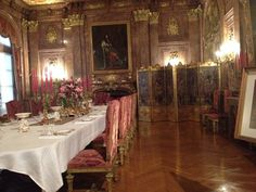 """lucyaudley: """" Illegal photos from Marble House in Newport """""""