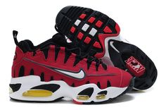 sports shoes 67803 fd411 Shop 429749 Air Max NM Varsity Red White Black New Style black, grey, blue  and more. Nike ...