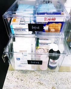 #medication #medicationstorage #prescription #otc #firstaid #safety #momlife #caregiver #organize #professionalorganizer