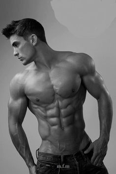 Look at those abs... http://activelifeessentials.com/health-and-fitness/ #fitness #abs