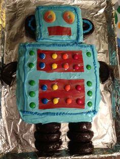 Robotcake