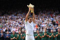 RF Wimbledon 2017, Roger Federer, Champion, Roland Garros