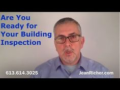 Are you ready for your building inspection