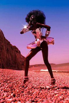 sparling fashion shoot