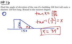 Geometry Ch 8 Test Rev #16