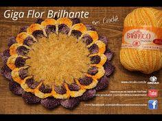Giga Flor Brilhante - Professora Simone