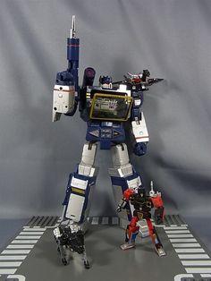 clair Transformers Cassette Case