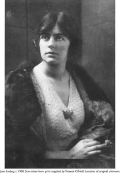 Joan Lindsay Australian author of Picnic At Hanging Rock