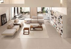 Tiles Flooring - Wall Solutions and Stylish Tile Collections Outdoor Furniture Sets, Outdoor Decor, Designer, Tile Floor, Tiles, Furniture Design, Diy Projects, Couch, Patio