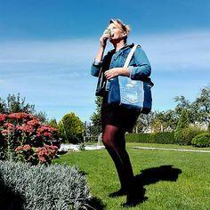 Handmademaja / Praktická taška  z recyklovanej rifloviny Gym Bag, Bags, Fashion, Handbags, Moda, Fashion Styles, Fashion Illustrations, Bag, Totes
