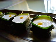 Thai Coconut Sago Pu