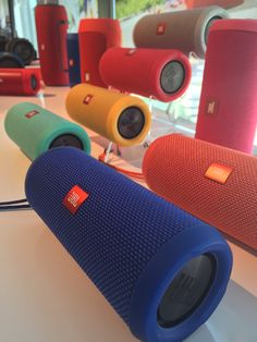 JBL CHARGE 2+ The Best of The Best portable speaker and on the top  multicolour :-)