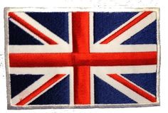UK England GroßbritannienGT. Britain Flagge Fahne  von catch-the-patch.de auf DaWanda.com