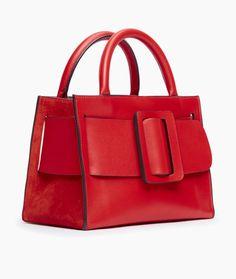 Boyy Bag, Boise State University, Prada Saffiano, Bobby, Fashion Bags, Handbags, Bags, Fashion Handbags, Hand Bags