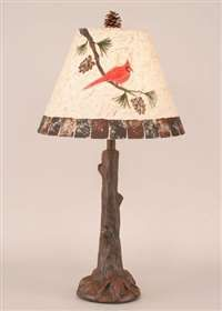 Tree trunk root Table Lamps; Rustic, Cabin, Lake, Lodge, Western, Southwest Furniture; The Refuge Lifestyle