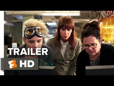 Ghostbusters Official Trailer #1 (2016) Comedy HD - YouTube