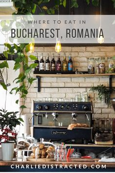 Romania isn't really known as a culinary destination, an although I loved my recent trip to Bucharest, the food on offer wasn't necessarily the main highlight. That being said, we find some great little places in the city's Old Town…