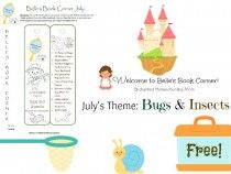 Belle's Book Corner Bugs and Insects