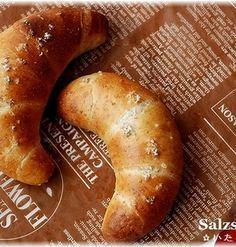 カリモチ食感が大ブーム!自宅で「塩パン」を作ってみよう   レシピブログ - 料理ブログのレシピ満載!