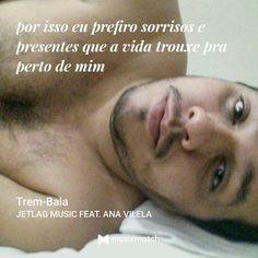 Boa noite! Boa semana!  #Enjoy #TremBala