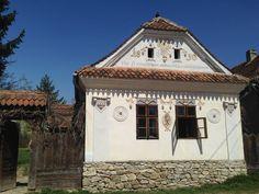 Casas de Viscri y Biertan, donde es posible alojarse en las casas típicas que el Príncipe Carlos de Inglaterra ha restaurado.