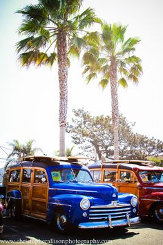 Wavecrest Woody Car Show a encinitas summer time must see car show. All woodies all day sun, surf, and fun. Surfing Images, Car Photographers, Woody Wagon, Vintage Surf, Surfs Up, Station Wagon, Car Show, Custom Cars, Cool Places To Visit