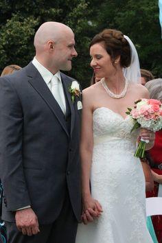 William & Rebekah, Married. Milwaukee. Photo by Meghan Straveler. #wedding #photography
