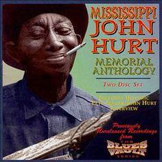 Mississippi John Hurt | Memorial Anthology | CD 1194 | http://catalog.wrlc.org/cgi-bin/Pwebrecon.cgi?BBID=497797