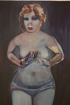 Expositie van Marlene Dumas