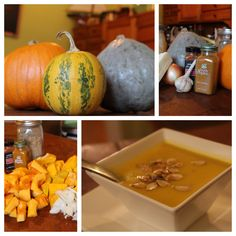 How to find the best cooking pumpkins + yummy pumpkin soup recipe