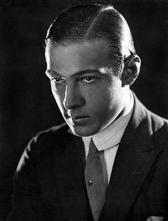 Rudolph Valentino / Born: Rodolfo Alfonzo, Raffaello Pierre Filibert Guglielmi di Valentina d'Antonguolla May 6, 1895 in Castellaneta, Puglia, Italy / Died : August 23, 1926 (age 31) in New York City, New York, USA #actor