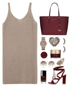 """""""Untitled #7"""" by dianakhuzatyan ❤ liked on Polyvore featuring Stila, MICHAEL Michael Kors, Chloé, Gianvito Rossi, Marc by Marc Jacobs, Chanel, Burberry, shu uemura, women's clothing and women"""