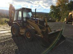 1994 Caterpillar 426B Cat Backhoe Loader Construction 4x4 Diesel Machine EROPS