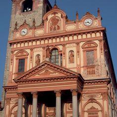 Chiesa Parrocchiale di San Bartolomeo a Borgomanero (No) | Scopri di più nella sezione Itinerari tematici del portale #cittaecattedrali