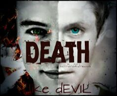 My new cover for my story on wattpad...