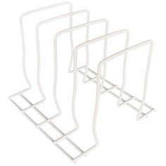 organizer rack for muffin/cake pans