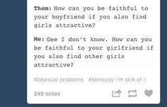 Turn that hypothetical right back around . | 14 Times Tumblr Didn't Have Time For Homophobic Comments