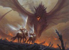 Path of Bravery by Chris Rahn